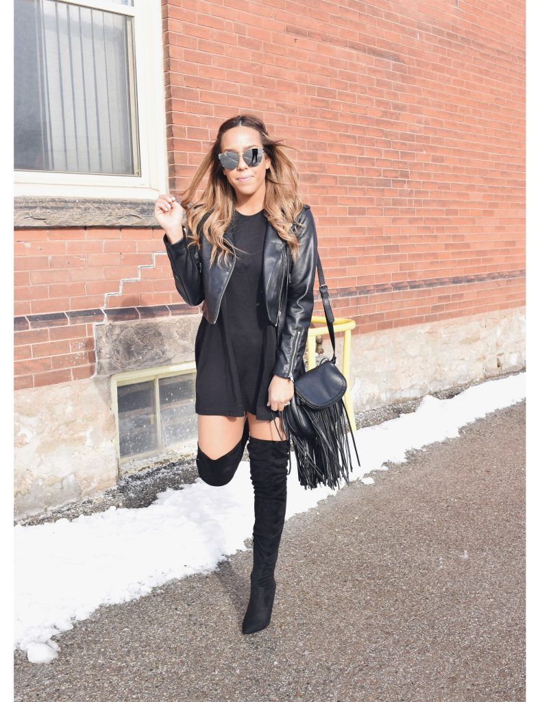 Thigh High Boots Style