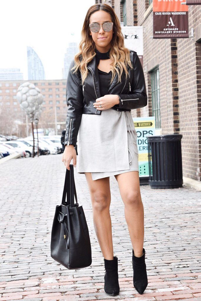 suede skirts for under $50