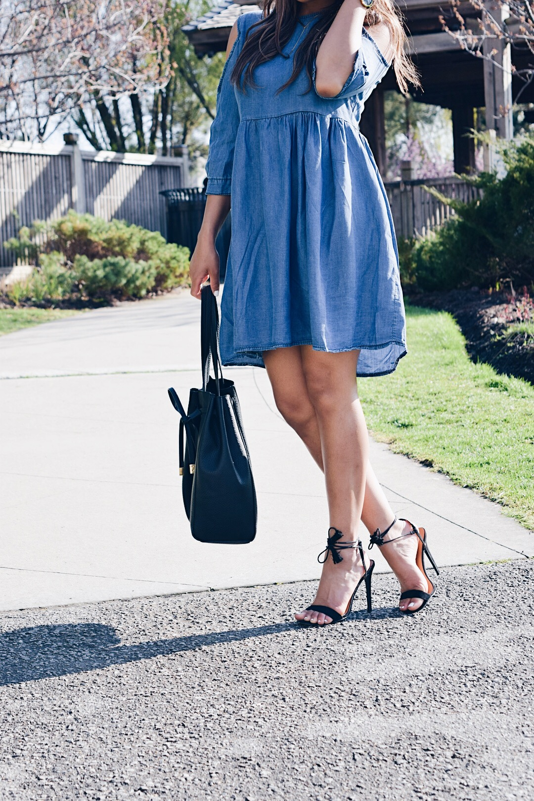 denim dresses