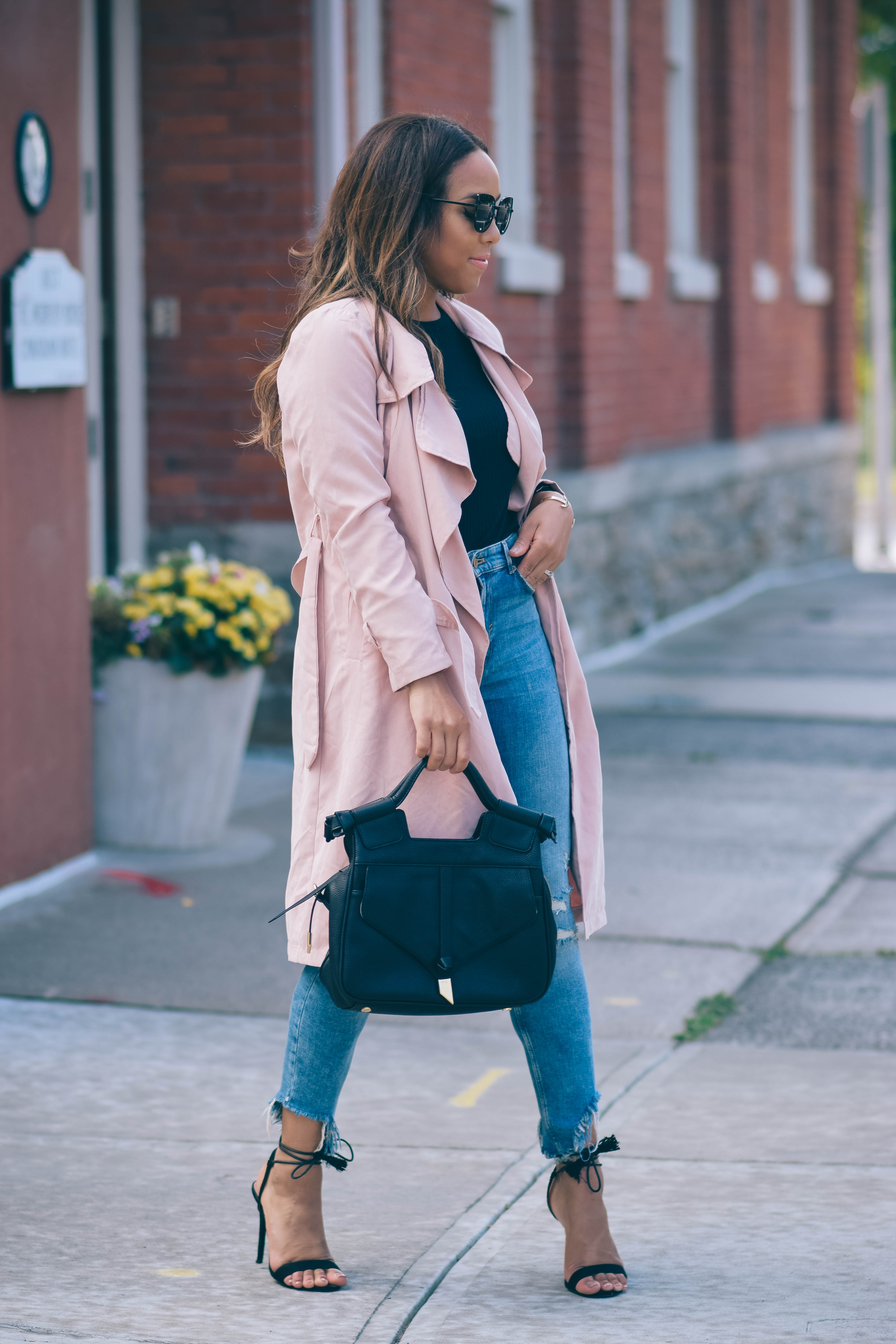 top 5 distressed jeans fall