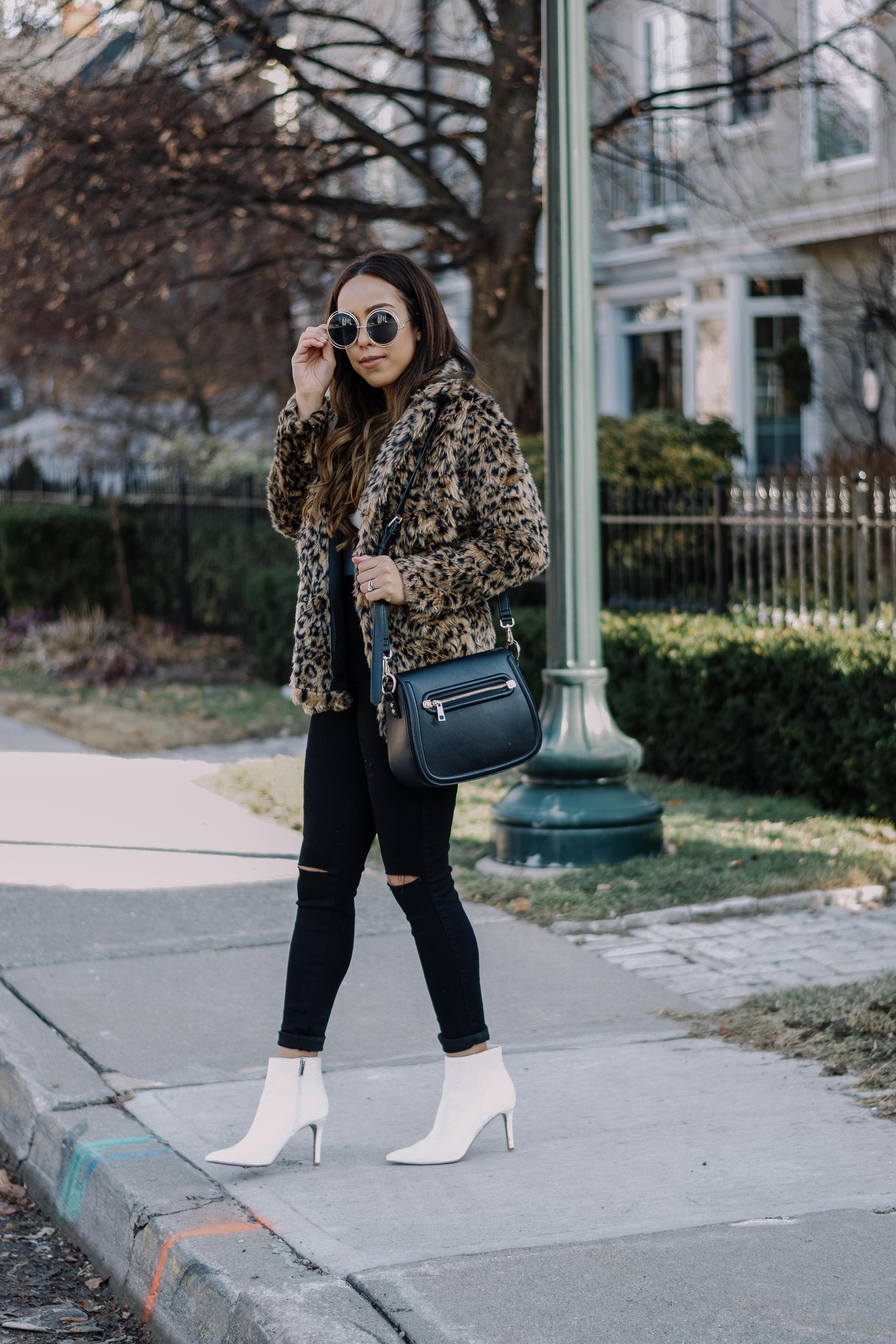 Top 5 Leopard Jackets for Winter