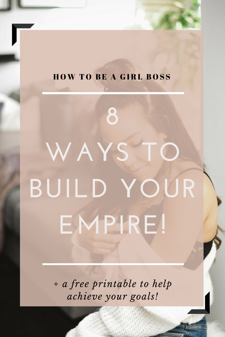 girl boss 8 ways empire