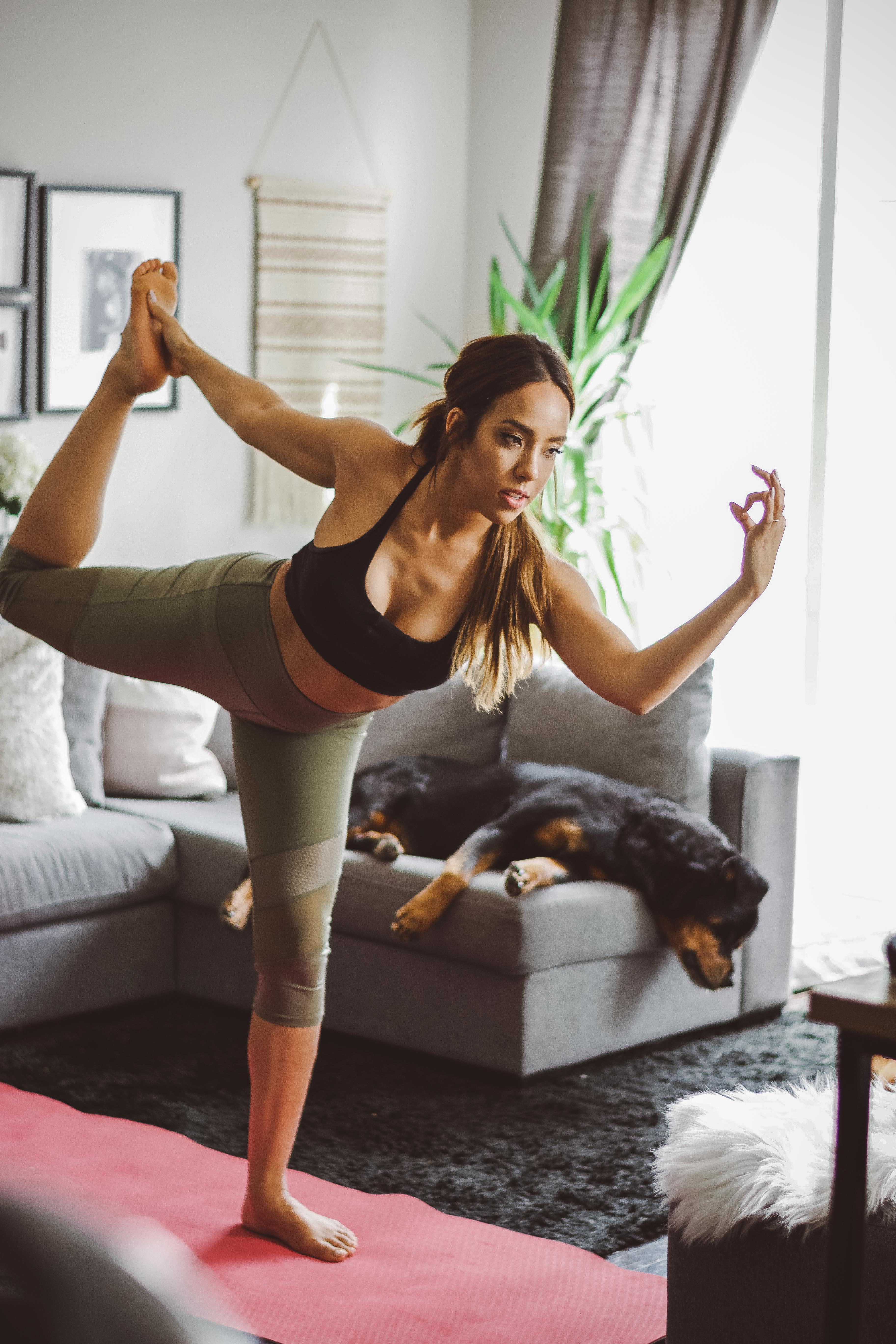 My Favourite at Home Workouts!