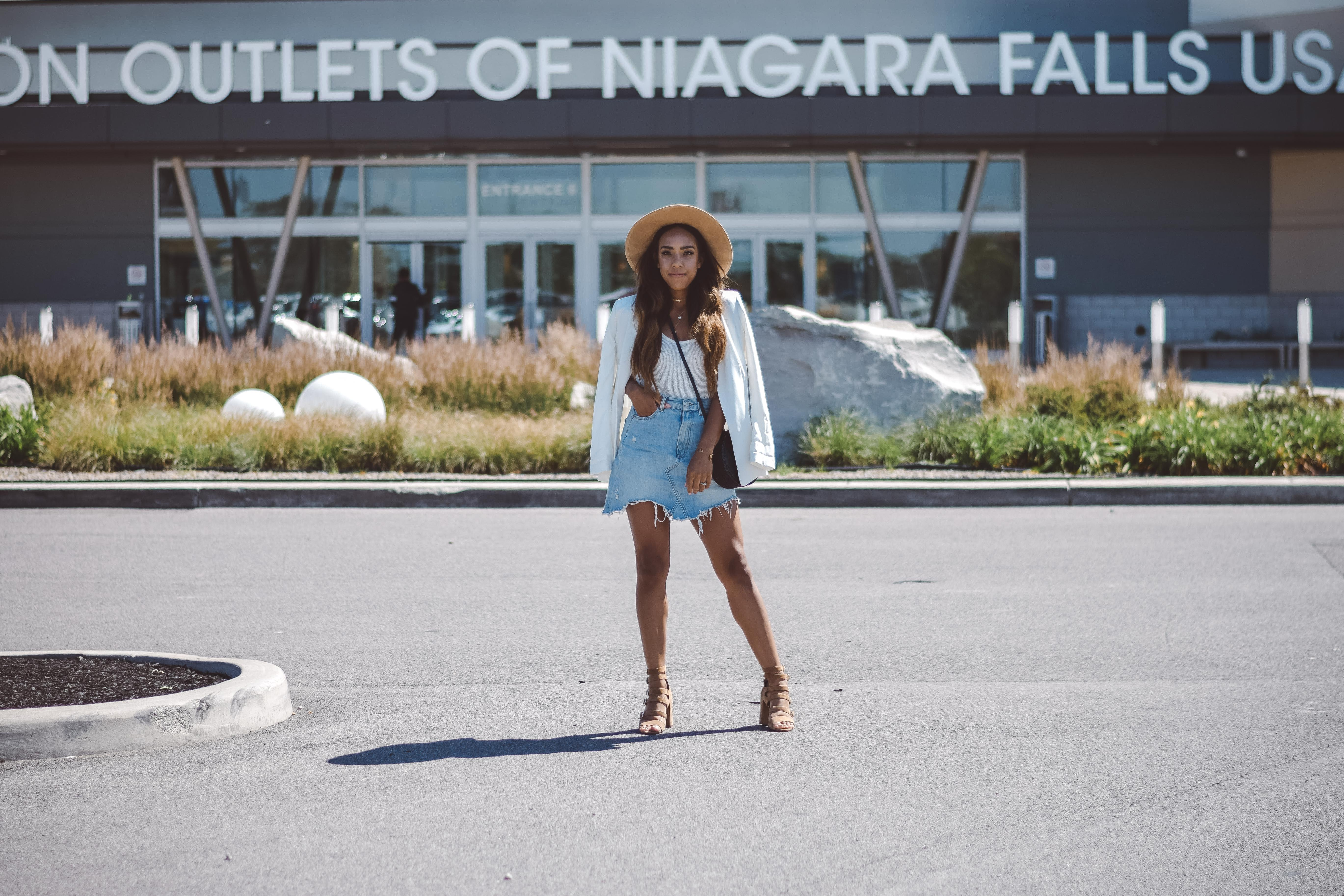 Canada Day Long Weekend at The Fashion Outlets of Niagara Falls, New York!