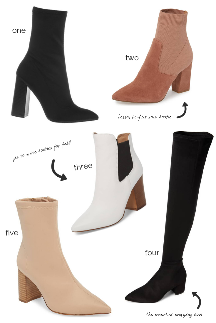 My Must Have Boots for Fall
