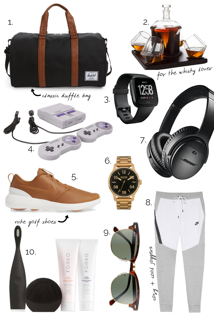 The Man Gift Guide